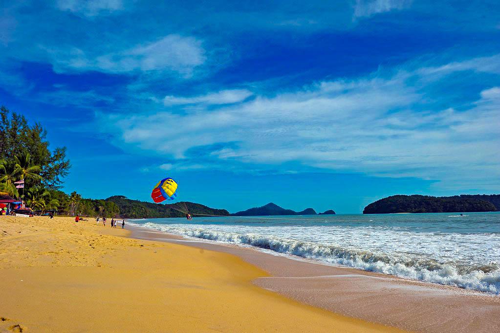 playas de malasia - Langkawi Island