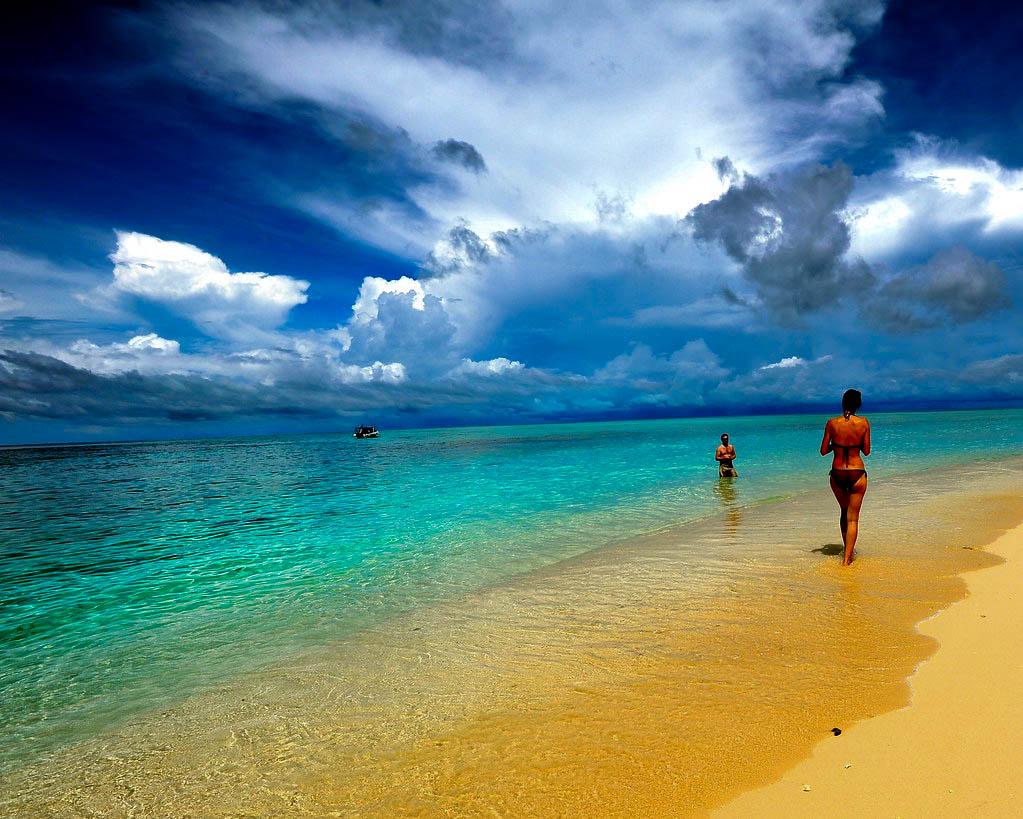 playas de malasia - Sipadan - sabah