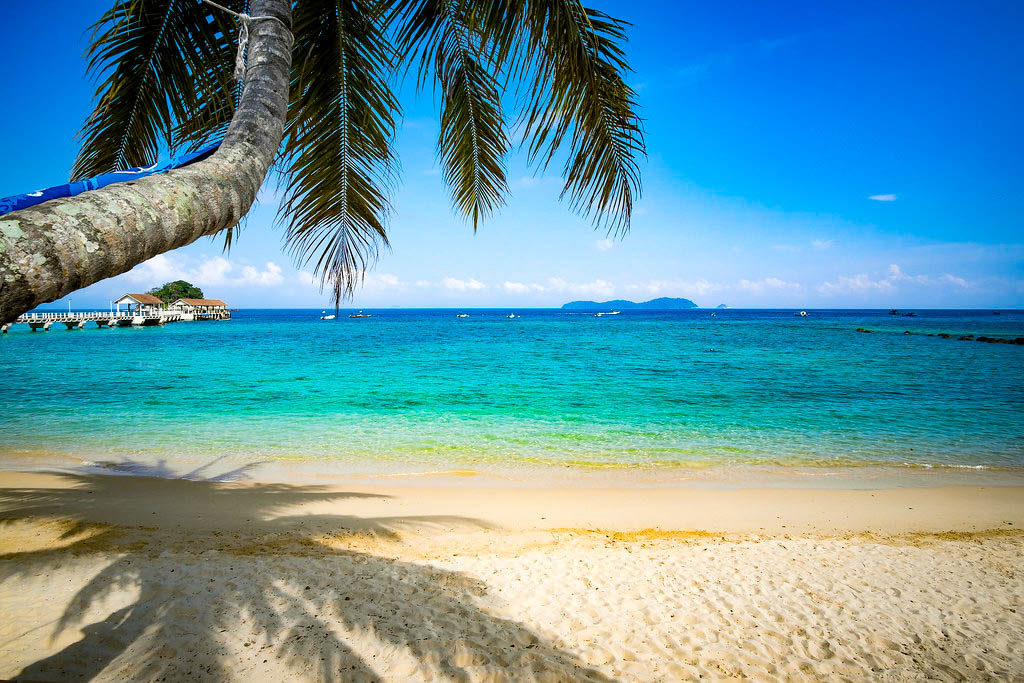 playas de malasia - Tioman Island