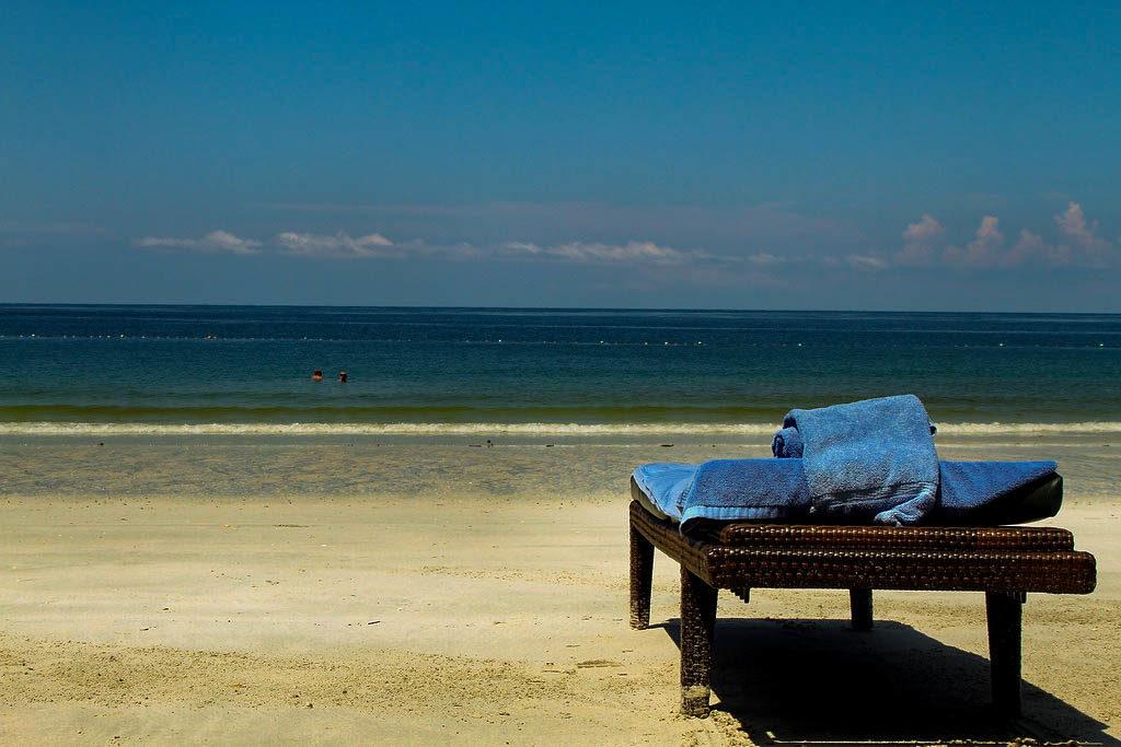 playas de malasia - Pangkor Island