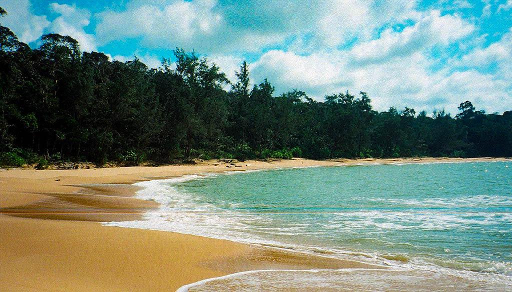 Golden Beach - Sarawak