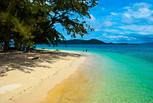 playas de malasia - Tiny Mamutik