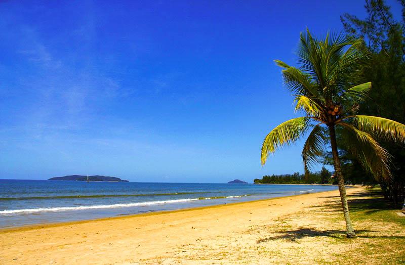 playas de malasia - Tanjung Aru