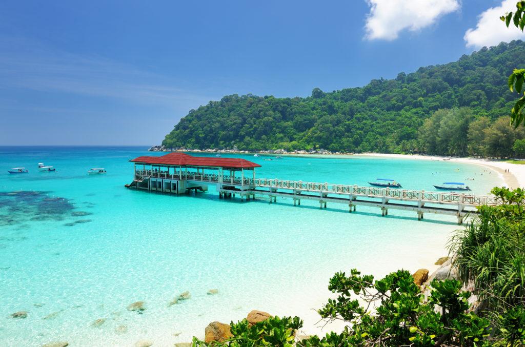 Perhetian Island Resort Beach