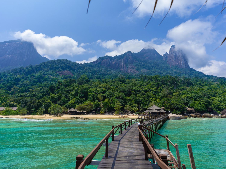 Isla de Tioman - Malasia
